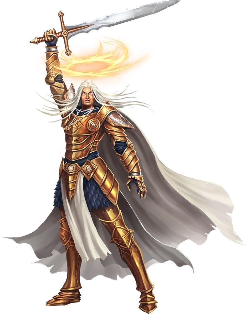 Aasimar Sorcerer tales of the asandari: tieflings and aasimar